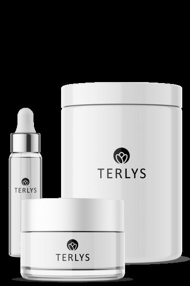 Terlys Cream Jar and Serum